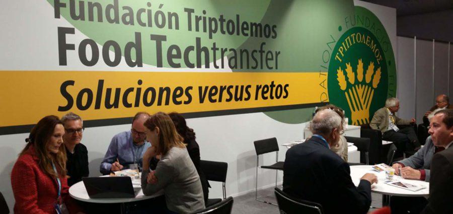 Reuniones Fundación Triptolemos FoodTechBCN