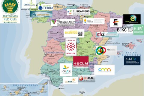 Mapa media RED CEI a Junio 2020 LOGOS GRANS